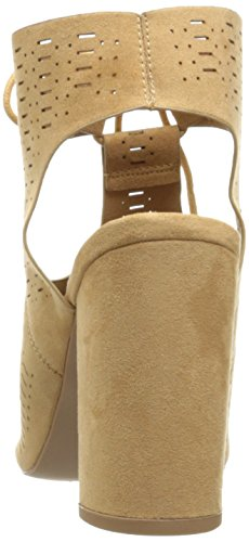 Qupid Women's Chester-03x Ankle Bootie Toffee vLSup