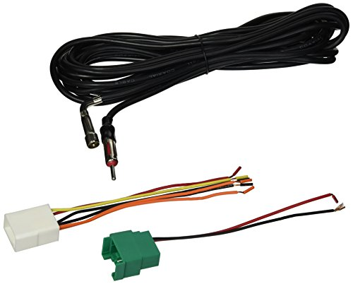 Taurus Wiring Ford (Scosche Radio Wiring Harness for 1996-97 Ford Taurus Car Stereo Connector)