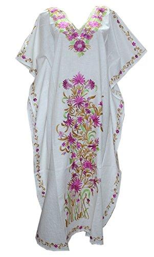 kaftan silk dress - 7
