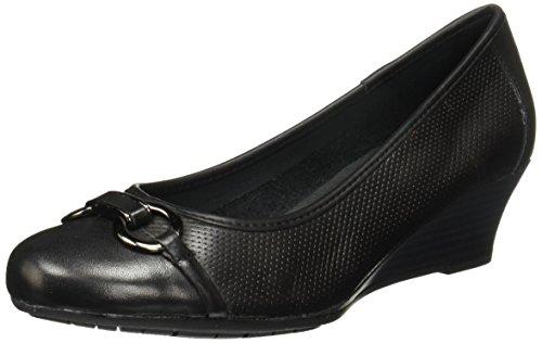 Agata 18813 Negro para para Negro Mujer Tacón Zapatos de Flexi pqx675pd 0bfa1b