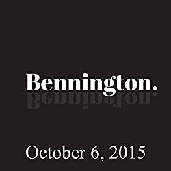 Bennington, Amy Ryan and Nick DiPaolo, October 6, 2015