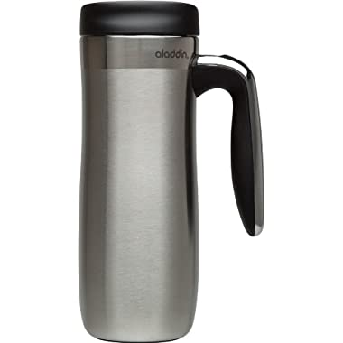 Aladdin Essential Stainless Steel Insulated Travel Mug 16oz Black