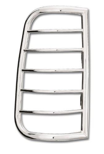 Sportsman Tail Light Cover (Westin 39-3420 Chrome Tail Light Guard)
