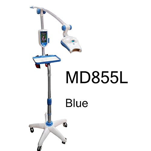 Teeth Whitening Accelerator MD-885/MD-885L Teeth Whitening Machine with 5 Inch Touch Sreen (MD855L Blue) by Tdou
