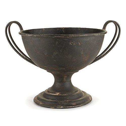 Porch & Petal Trophy Urn with (Footed Pedestal Urn)