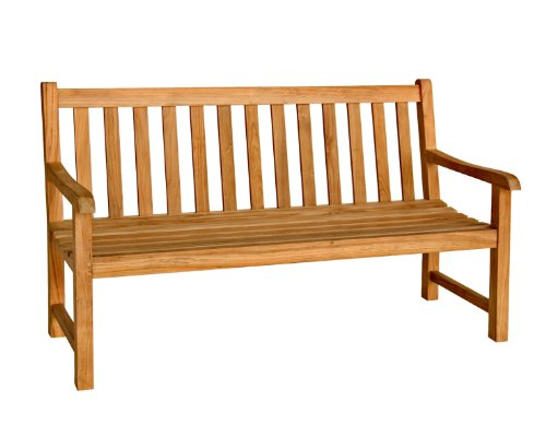 Cheap Three Birds Casual Classic 5-Foot  Bench, Teak