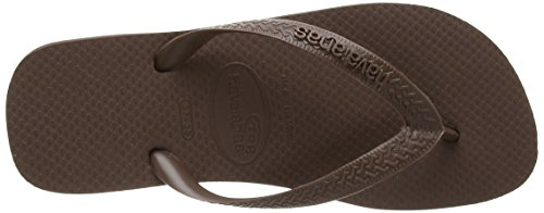 0727 Havaianas Infradito Marrone Brown Top Adulto dark 4000029 Unisex Sqw4gr1S8
