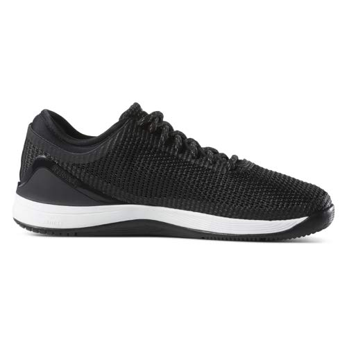 Reebok Women's CROSSFIT Nano 8.0 Flexweave Cross Trainer, Black/White, 5 M US by Reebok (Image #7)