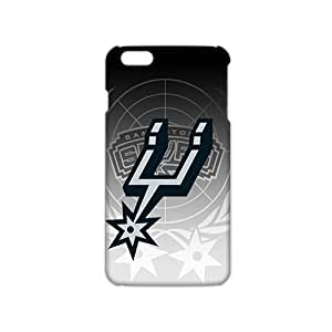 Fortune San Antonio Spurs 3D Phone Case for iPhone 6