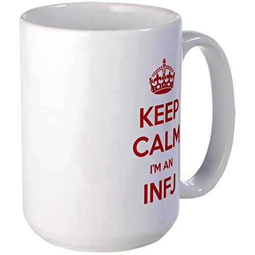 Keep Calm I'm An INFJ Mug