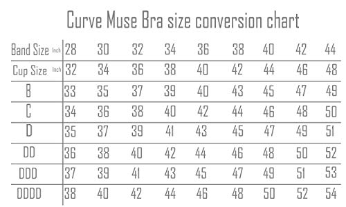 Curve Muse Womens Plus Size Nursing Wirefree Bra With -3534
