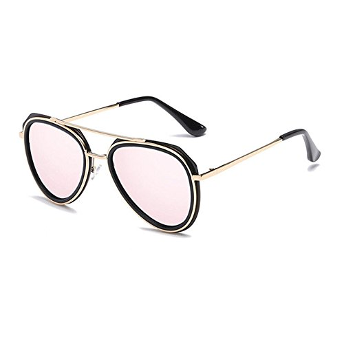 Aoligei Vrai film couleur Chao Men et les femmes du même type de lunettes de soleil lunettes de soleil polarisées autour des lunettes de soleil actuelles qW5WSgn