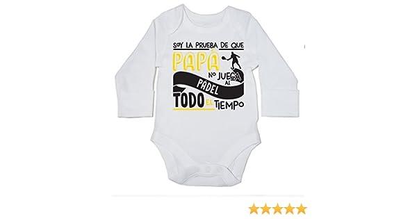 Hippowarehouse Soy La Prueba de Que Papá No Juega al Pádel Todo El ...