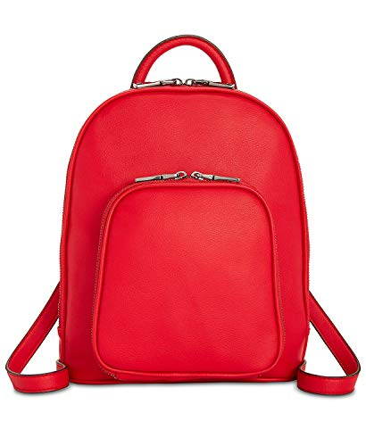 INC International Concepts Women's Red Farahh Backpack from INC International Concepts