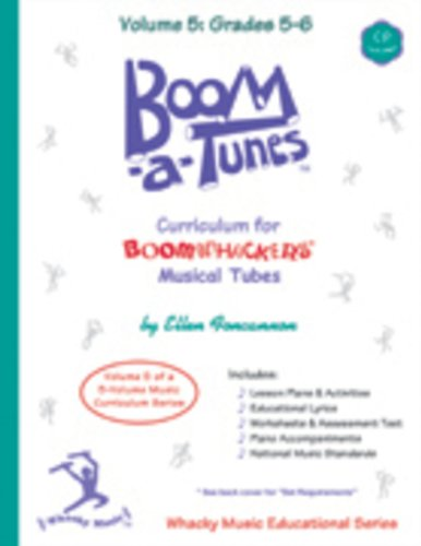 Boom-a-tunes Volume 5 , Grades 5-6
