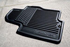 Nissan Genuine 999E1-BX000BK All-Season Floor Mat