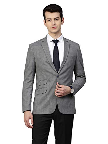 MANQ Men's Slim Fit Casual and Formal Blazer