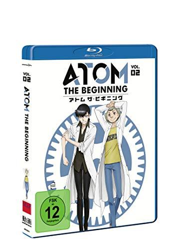 Atom the Beginning Vol. 2 BD