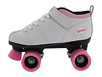 Chicago Bullet Ladies Speed Roller Skate White
