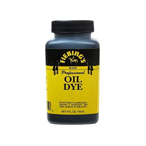 Fiebing's Black Professional Oil Dye