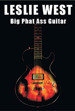 Leslie West Big Phat Ass Guitar