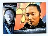 Hiro Nakamura trading card Heroes 2010 Rittenhouse #72 Masi Oka