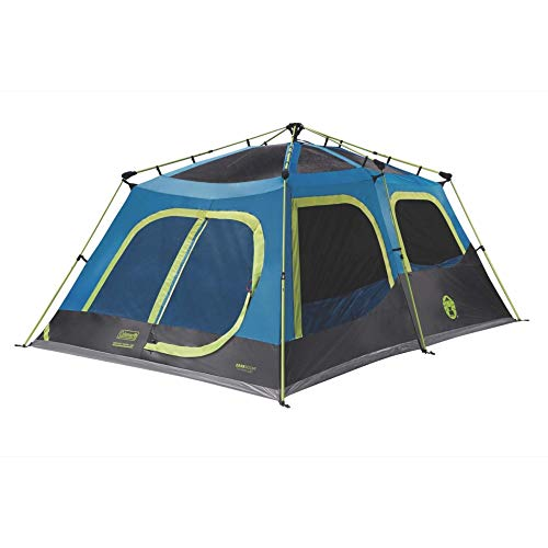 Coleman-Cabin-Tent-with-Instant-Setup-Cabin-Tent-  sc 1 st  Discount Tents Nova & Coleman Cabin Tent with Instant Setup | Cabin Tent for Camping Sets ...