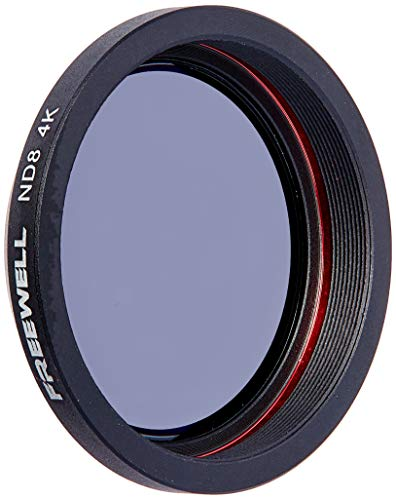 Freewell ND8 Camera Lens Filter Compatible With DJI Inspire 2 Zenmuse X4S