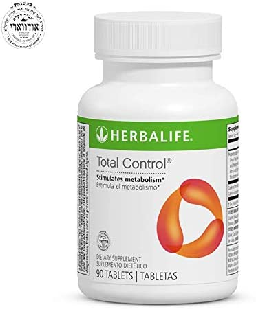 herbalife Total Control Original 90 Tablets. one Tablet Three Times per Day
