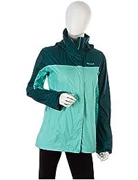 Women's PreCip Jacket Celtic/Deep Teal XL