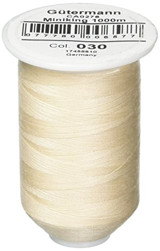 Gutermann Serger Thread 1094 Yards-Bone