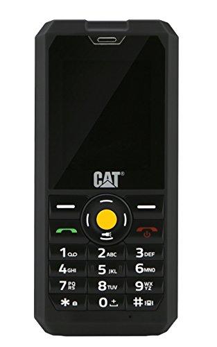 CATERPILLAR CAT B30 DUAL SIM IP67 BLACK FACTORY UNLOCKED 3G CELL PHONE