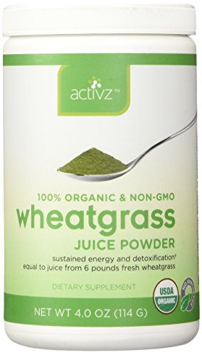 wheatgrass powder orange - 2