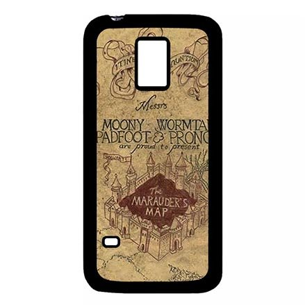 Best Case Protection for Samsung Galaxy S5 MINI, Harry Potter Logo Ultra Thin Cell Phone Casing For Boys