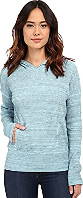 Mod-o-doc Women's Spacedyed Thermal Pullover Hoodie