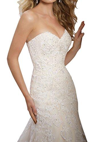 Ivydressing - Vestido - Estuche - para mujer Beige