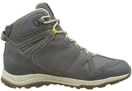 Grey Wolfskin W Hiking Grey Jack Rise Texapore Rocksand Mid Wasserdicht High Women's Tarmac 6011 Boots PqnnwFdZRx