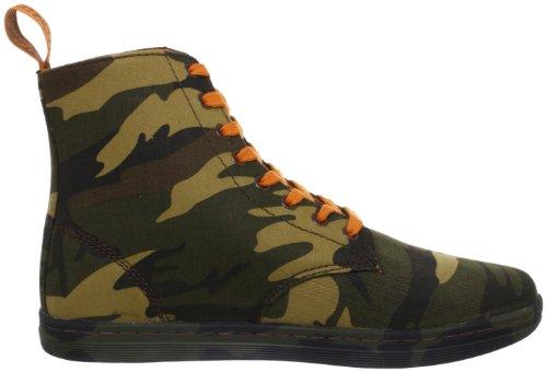 Dr. Martens r14526hombre Alfie zapatos verde - Green Camo