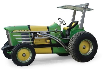 Ertl Collectibles 1:64 John Deere 4020 Foose Tractor Toy Tractor Collectors