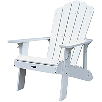 Island Umbrella Island Retreat Adirondack Chair   White