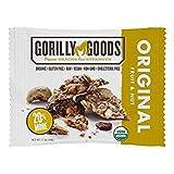 GORILLY GOODS, Organic Fruit & Nuts; Original - Pack of 12