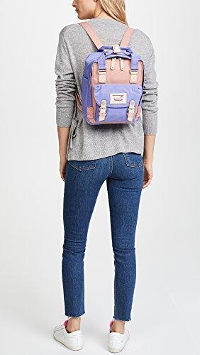 Rose Doughnut Mini Taro Backpack Macaroon Women's qU8wS1R