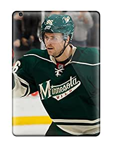 Ryan Knowlton Johnson's Shop minnesota wild hockey nhl (20) NHL Sports & Colleges fashionable iPad Air cases
