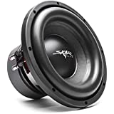 "Skar Audio SDR-10 D4 10"" 1200 Watt Max Power Dual 4 Ohm Car Subwoofer"