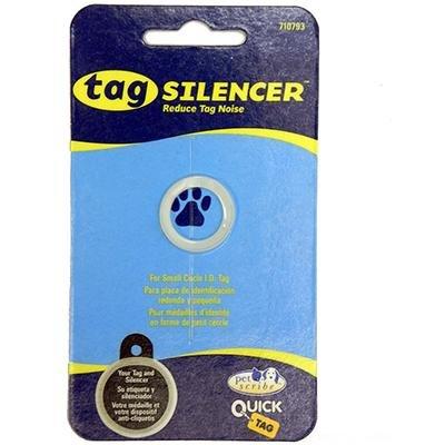 Quick-Tag Circle-Shaped Silencer