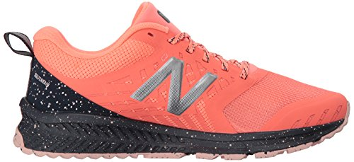 Amazon.com | New Balance Womens Nitrel v1 FuelCore Trail Running Shoe, Fiji, 6.5 D US | Trail Running