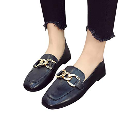 Women Flats Candy Shoes Shallow Loafers Sweet Flat Casual Shoes supplies