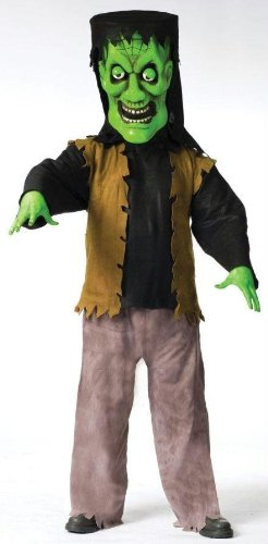 Bobble Head Monster Costumes - Bobble Head Monster Costume - Standard - Chest Size 33-45
