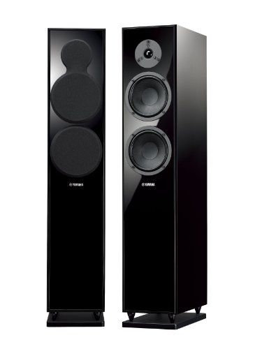 Yamaha NS-F150 Floor Standing Speaker - Black ()