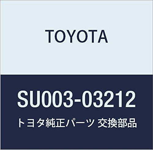 TOYOTA SU003-03212 Console Box Carpet
